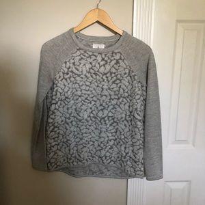 Lou and Grey Leopard Sweatshirt